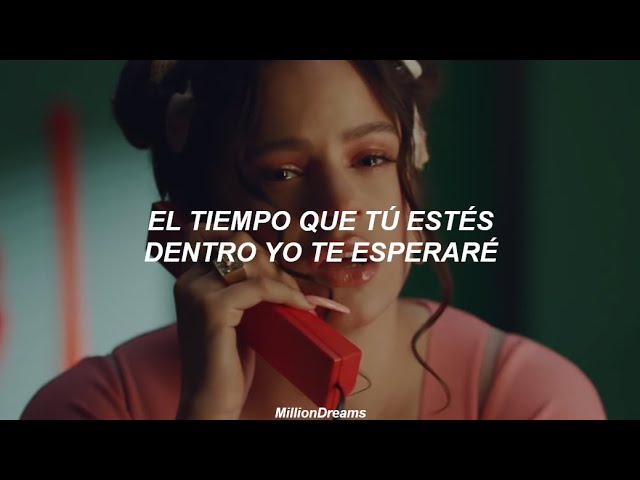 Rosalía Juro Que Letra Video Oficial Youtube