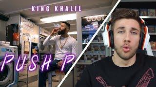 BALLERT! KING KHALIL - PUSH PUSH  - Reaction/Bewertung
