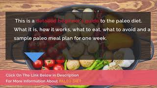 Paleo Diet Food List Printable Recipe - Paleo Diet Is Essential For Your Success. Read This To Find