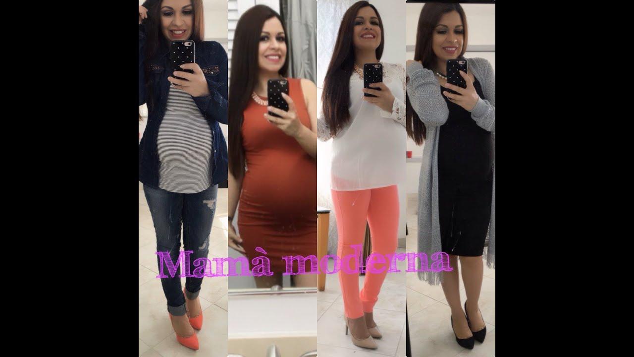 2ef9ef350 Como Vestir Moderna y con Estilo Durante el Embarazo   Como Lucir HERMOSA  embarazada 👶🏻💁🏻