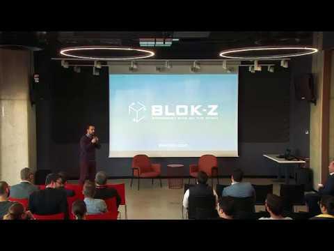 Blok-Z | Growth Circuit Ankara Lansmanı - Blockchain & Energy