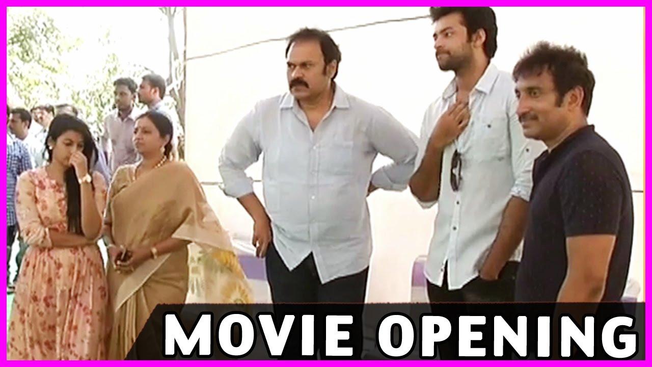 Varun Tej Mister Movie Opening Full Video - Srinu Vaitla , Nagababu , Niharika