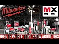 MILWAUKEE TOOL MX FUEL (New 2020) LIGHT EQUIPMENT SYSTEM