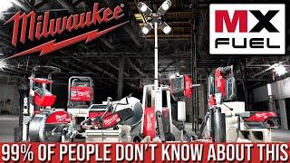 Milwaukee Tool Mx Fuel New 2020 Light Equipment System