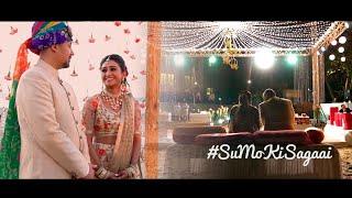 Mohena Kumari Singh & Suyesh Rawat | Engagement shoot | Goa