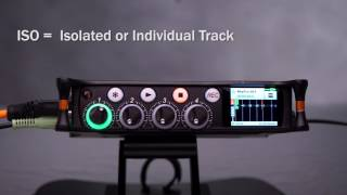 MixPre Series Tiptorial - How to Use Channel Knobs to Adjust ISO Levels