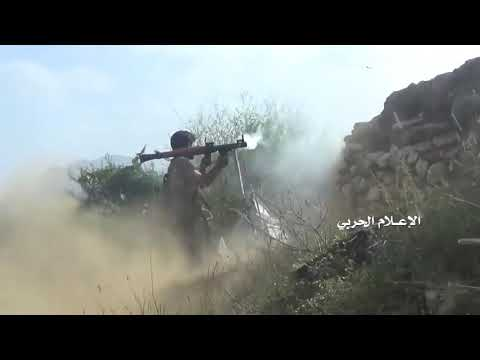 WAR IN YEMEN 10 01 2019 HOUTHIS ATACK SAUDI ARMY IN JIZAN PR