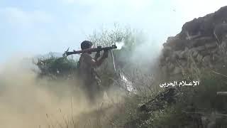 WAR IN YEMEN 10 01 2019 HOUTHIS ATACK SAUDI ARMY IN JIZAN PROVINCE