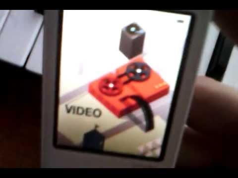 IRiver E100 Разборка - YouTube