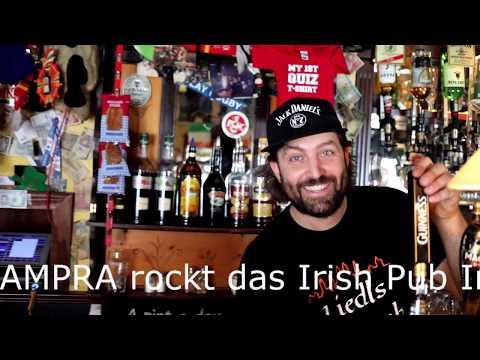 AMPRA rockt LIEDL´s Irish Pub Inside Speyer!