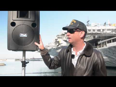 Customer Stories: Liberty Platinum for Military PA System Applications