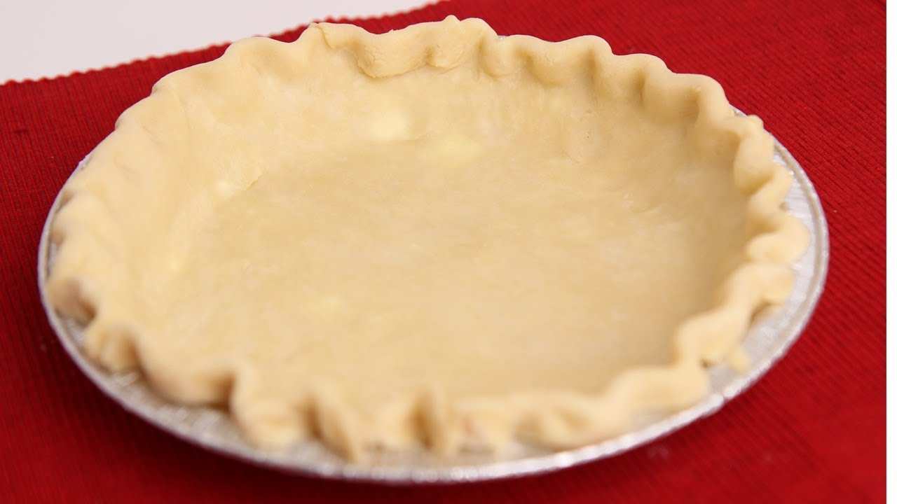 How To Make Basic Pie Crust  Recipe By Laura Vitale  Laura In The Kitchen  Episode 194