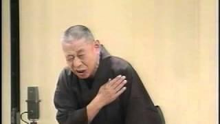 【上方落語】 露の五郎 【本能寺2/2】