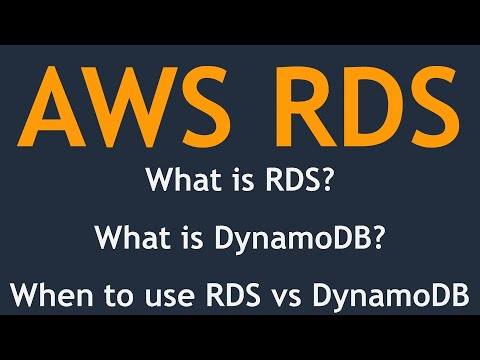 AWS RDS Introduction & Best Practices