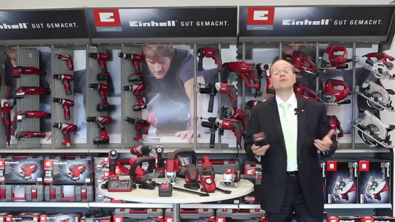 einhell power x-change - the innovative master battery system (dr