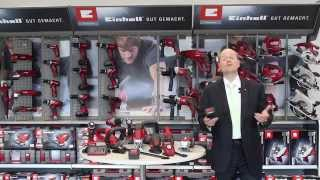 Einhell Power X-Change - the innovative Master Battery system (Dr. Markus Thannhuber)