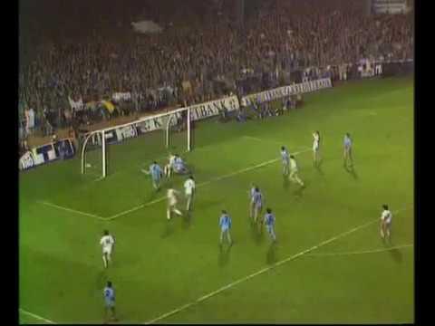 Anderlecht - Tottenham H. UEFA Cup-1983/84. Final(1)