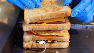 4단 토스트 / 4 layered Big size ch…