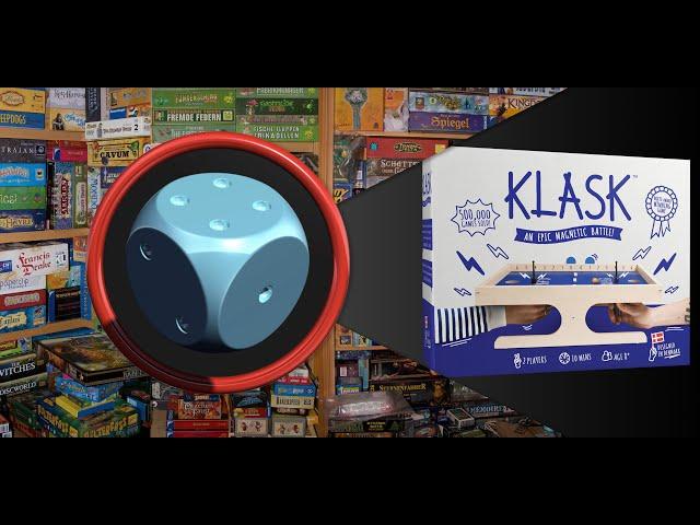 KLASK - Como Jogar