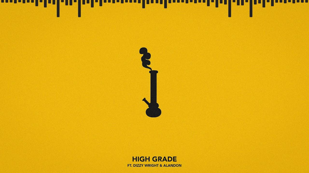 Chris Webby - High Grade (feat. Dizzy Wright & Alandon) [prod. JP On Da Track & Nox Beatz]