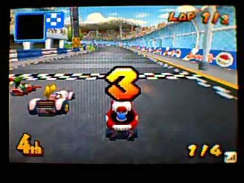 mario kart ds teams on wifi youtube. Black Bedroom Furniture Sets. Home Design Ideas