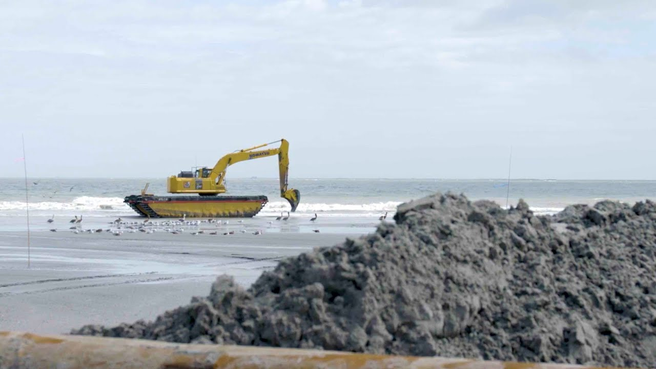 how-louisiana-is-building-barrier-islands
