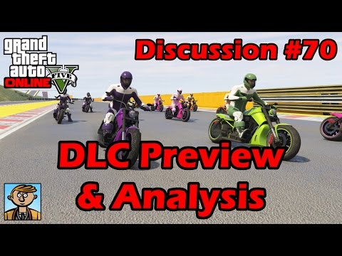 Import/Export DLC Preview & Bikers DLC Analysis - GTA Discussion #70