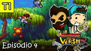 Jugando con la Versh - T1, E4: Gunstar Heroes - Parte 1