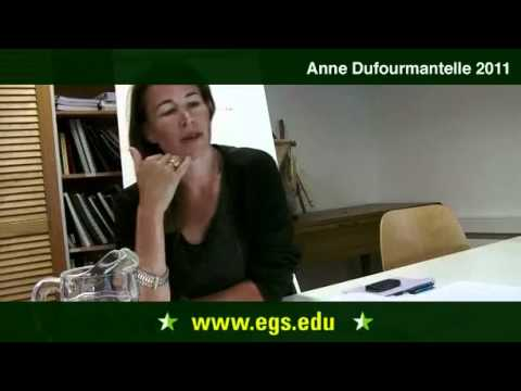 Anne Dufourmantelle. The Psychoanalytic Intrusion of Sexuality on Philosophy