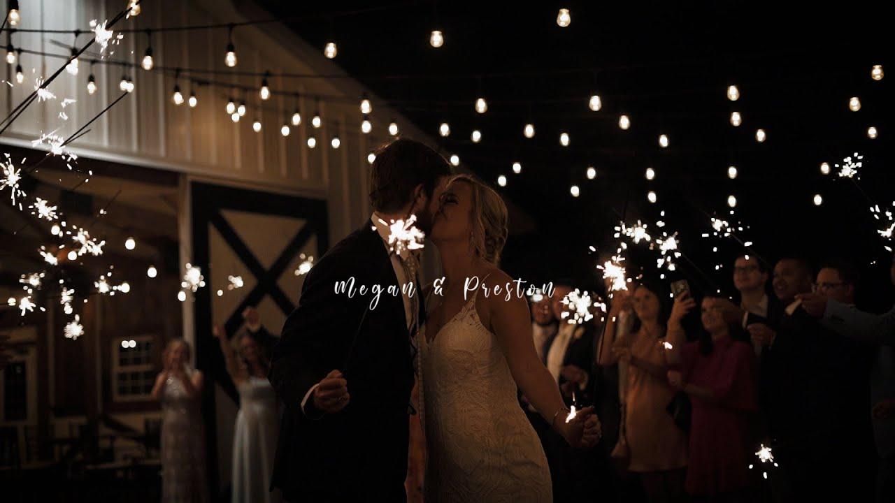 Megan & Preston Wedding Highlight Teaser   Vineyard Estate at New Kent Winery   New Kent, VA