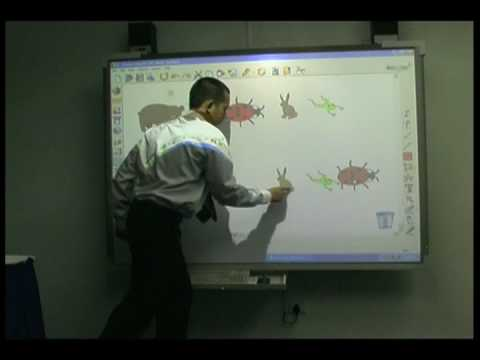 Kids math software  - Creating a lesson