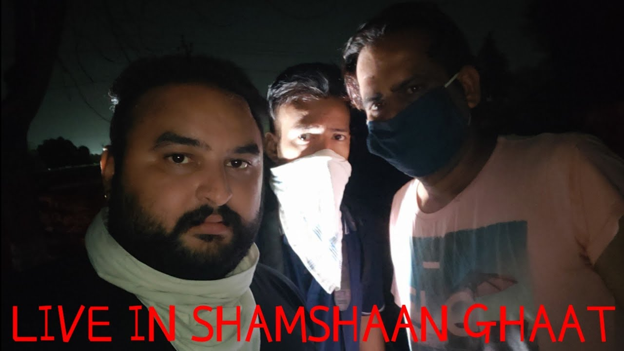 Yeh kya Tha Live In Shamshaan Ghaat | The Paranormal Show