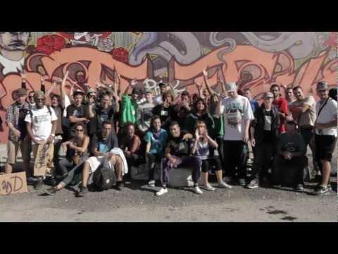 Europe du Hip Hop 2 - Official video 2012