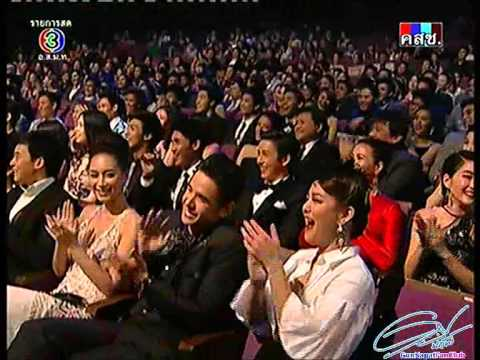 กัน แก้ม โดม ตั้ม อ้อม แฟรงค์ โชว์เปิดงานประกาศรางวัลนาฏราช ครั้งที่ 5