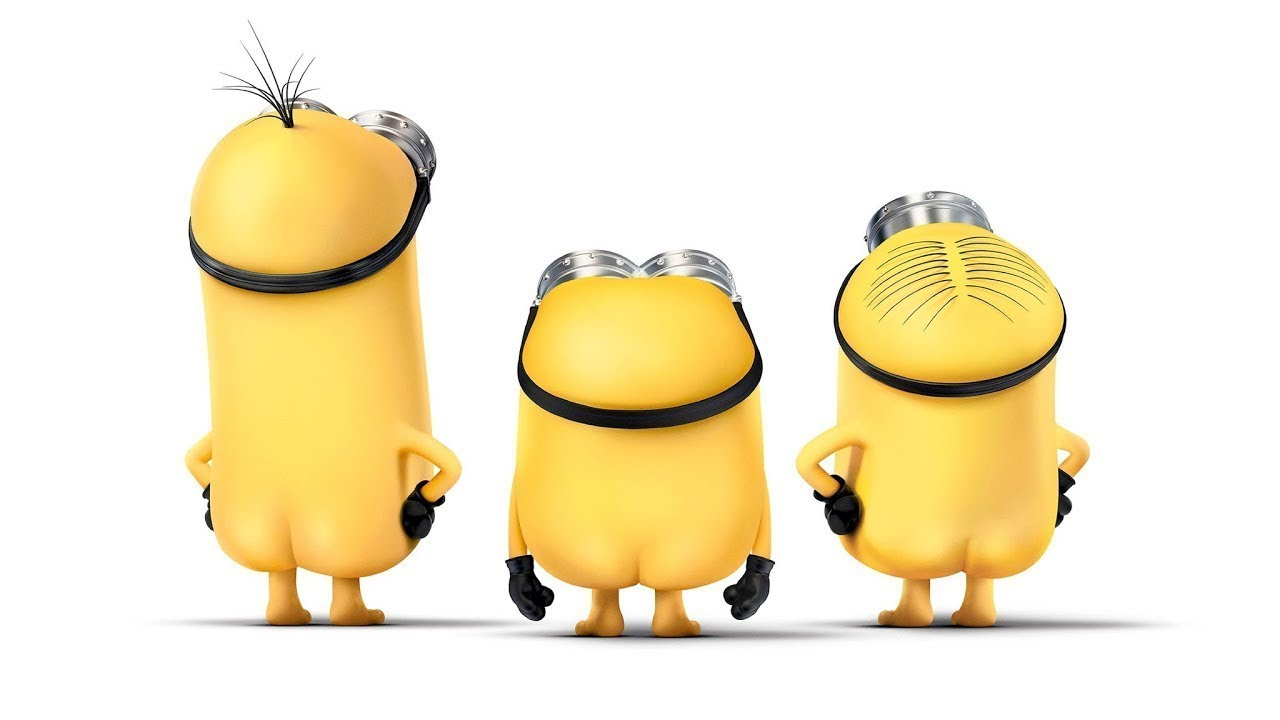 Minions Commercial advertisements - Our minions - YouTube