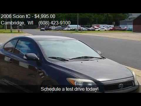 2006 Scion Tc Base 2dr Hatchback W Automatic For Sale In