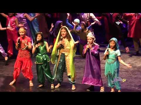 ES presents Aladdin Jr. The Musical (FULL) 2017