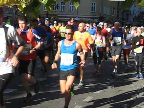 Berlin Marathon 2013, 29.9.2013, Alt Moabit, Kirchstr 5km, (Teil3 Von 9)
