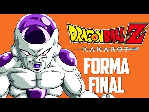 Dragon Ball Z Kakarot #7 - A forma FINAL de FREEZA