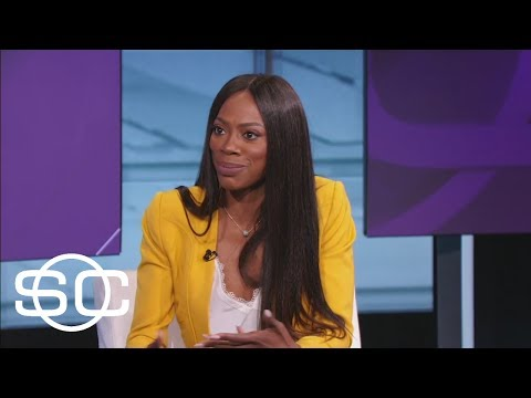 Actress Yvonne Orji Talks NBA Finals, Opening For Chris Rock