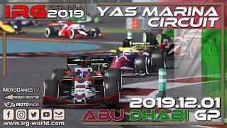 IRG Formula 2019 - Final Round 20 - Abu Dhabi GP - rFactor 2 - Livestream