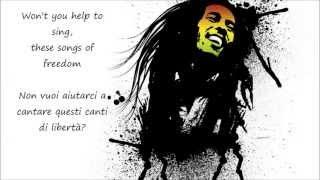 Redemption song - Bob Marley - Testo e traduzione