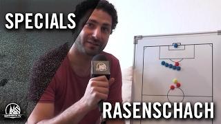 Rasenschach mit Silvio Passadakis (Trainer SG Köln-Worringen) | RHEINKICK.TV