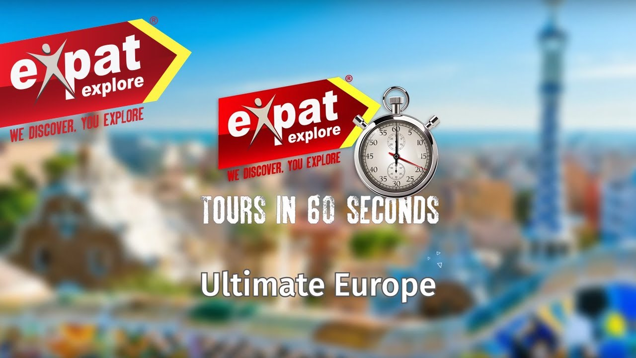 best cities to visit - group tours in europe - expat explore travel