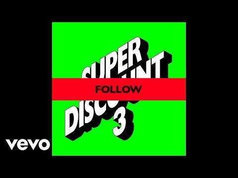Etienne de Crécy with Kilo Kish - Follow (K.A.L.I.L. Remix) (Audio)