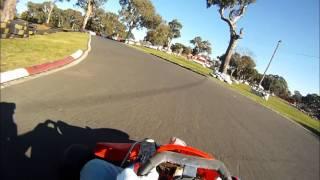 Few Laps F1 Management South Morang Go Kart Track Gopro Hd Hero