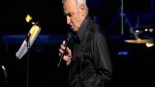 Il Faut Savoir - Charles Aznavour