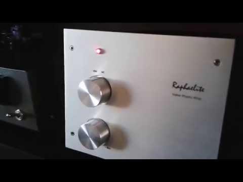 RAPHAELITE Sinovt Hi-End MM/MC Vacuum Tube Phono PreAmplifier RIAA
