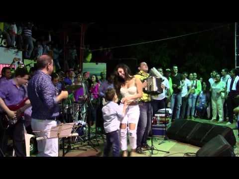 Video de Iván Villazon Y Kimberley Reyes En Pivijay