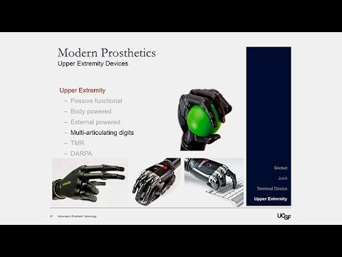 Advances in Prosthetic Technology
